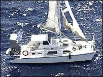 """Phát hiện """"du thuyền ma"""" trên biển Úc"""