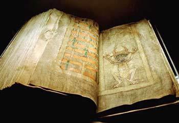 Cuốn sách cổ xưa lớn nhất thế giới