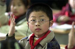 Trung Quốc: Trẻ ngày càng cao hơn nhưng yếu hơn