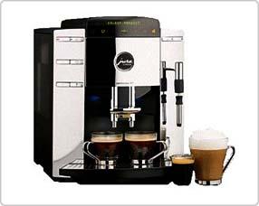 Máy pha cà phê đời mới tự động ghi nhớ sở thích uống cà phê của người sử dụng.