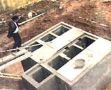 Xử lý nước thải bằng than xỉ