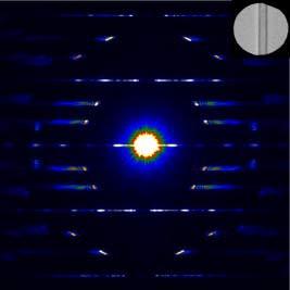 Kỷ lục mới về nhiễu xạ điện tử