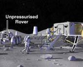 Mỹ từ chối hợp tác thăm dò Mặt trăng với Nga