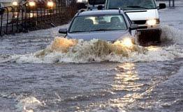 Nga: Lũ lụt hoành hành