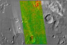 Hơn một nửa sao Hỏa có thể có băng