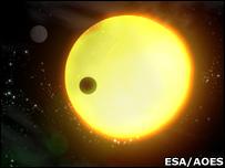 Pháp phát hiện thêm một hành tinh mới