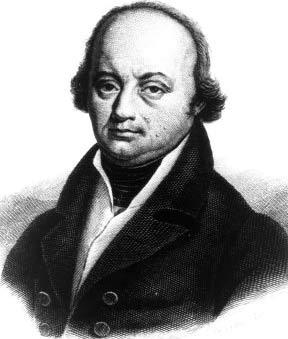 Nhà khoa học Áo Franz Joseph Gall (1758-1828)