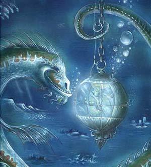 Rồng biển - huyền thoại và sự thực