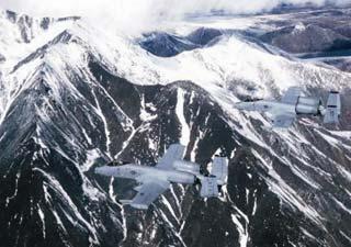 Đường hầm nối liền Siberia và Alaska