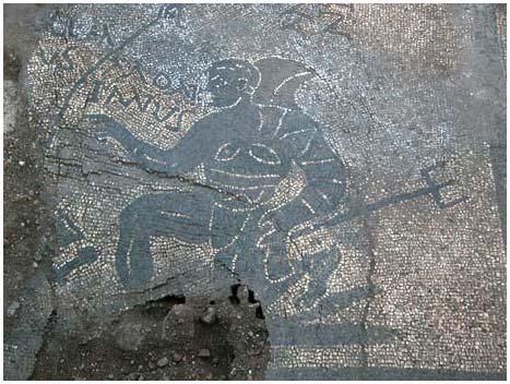 Sự tích võ sĩ giác đấu tại ngôi biệt thự La Mã