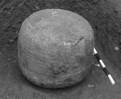 Tìm thấy vải dệt 2.700 năm