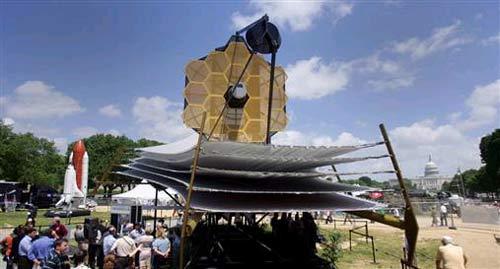 NASA công bố kính thiên văn mới kế nhiệm Hubble