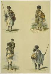 Các cư dân Australia đầu tiên từng sống cô lập