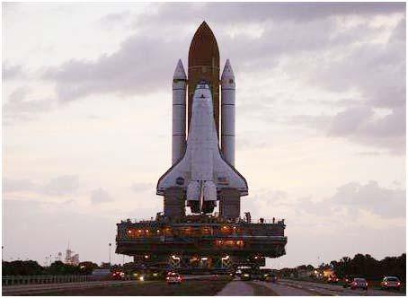 NASA: Tàu Con thoi Atlantis đã sửa chữa xong