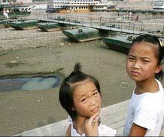 Hạn hán tác động tới hàng triệu người Trung Quốc
