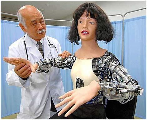 Robot bị ốm