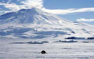 Băng tan kỷ lục tại Nam Cực
