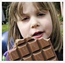 Ăn chocolate giúp răng chắc khoẻ?