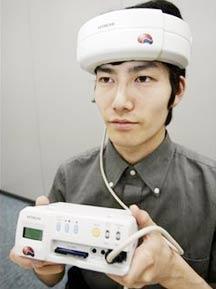 Hitachi phát triển thiết bị chụp ảnh cắt lớp não di động