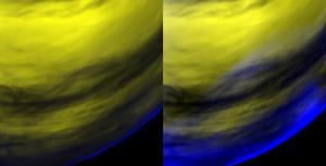 Sao kim: những hình ảnh của Oxy, một năm thu thập dữ liệu