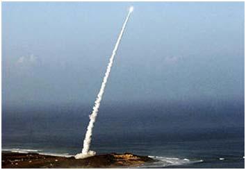 Mỹ thử thất bại tên lửa đánh chặn
