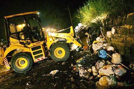 Ý đề nghị Romania giúp đỡ giải quyết vấn nạn rác
