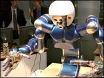 Chế tạo thành công tiểu não cho robot