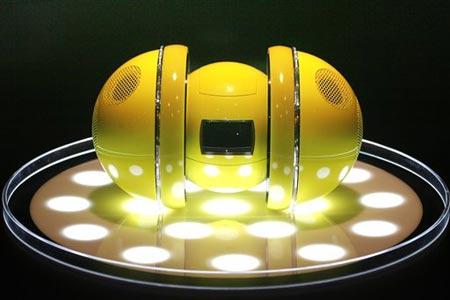 Nhật Bản: Robot nhảy theo điệu nhạc iPod