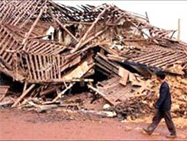 Trung Quốc: động đất làm 3 người chết, gần 300 người bị thương
