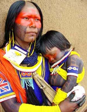 Phát hiện một bộ tộc cô lập với thế giới trong rừng Amazon