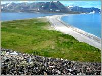 Truy tìm dấu vết khủng long trên bán đảo Chukotka (Nga)