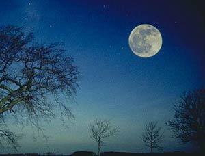 Điều bí ẩn quanh ngày trăng tròn
