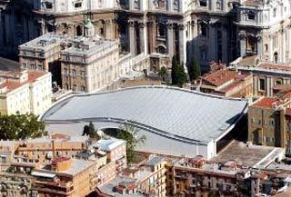Vatican xây nhà dùng năng lượng mặt trời