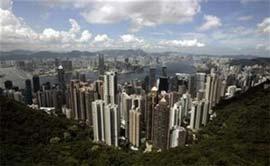 Hong Kong sắp mất mùa đông