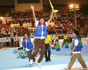 Chung kết Robocon Việt Nam '07: BKDC vô địch!