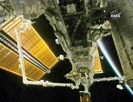 Sự cố máy tính trên ISS đã được khắc phục