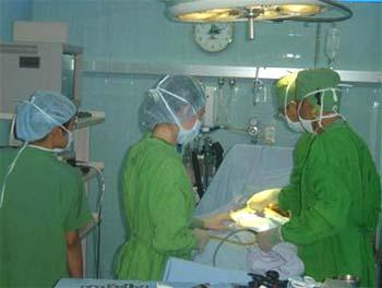 Phẫu thuật thành công bệnh nhân tim hở