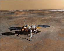 Tàu thăm dò Phoenix sẵn sàng cất cánh lên sao Hỏa