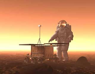 ESA tuyển người tham gia thí nghiệm bay lên sao Hỏa