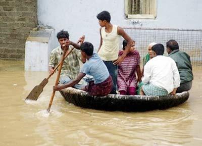 Ấn Độ: 41 người thiệt mạng vì mưa lũ
