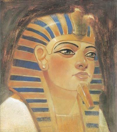 Nhận diện xác ướp nữ hoàng nổi tiếng Ai Cập