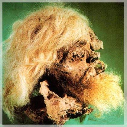 Phát hiện xác ướp muối từ 1.800 năm trước