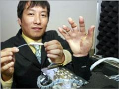 Nhật phát triển bàn tay khớp nhân tạo