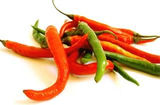 Những điều thú vị về ớt