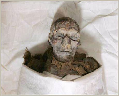 Ai Cập: Xác định được danh tính của xác ướp hơn 3.000 năm tuổi
