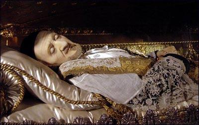 Di hài Thánh Vincent de Paul