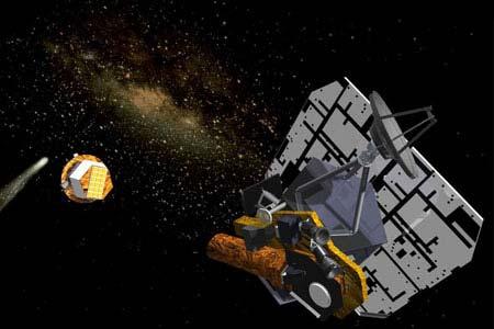 NASA: Sứ mệnh mới của tàu thăm dò Deep Impact và Stardust