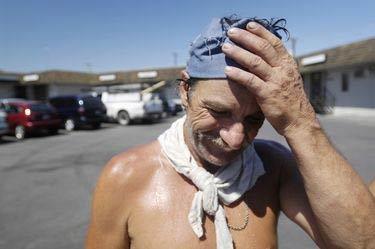 Mỹ: nóng 52 độ C
