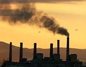 Sử dụng quang hợp để tái chế khí thải từ các nhà máy điện
