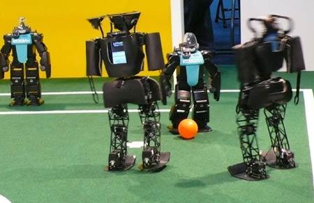 Giải bóng đá của các cầu thủ vô hình